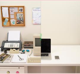 Evolucion del escritorio